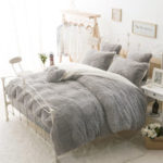 New              Large Soft Warm Shaggy Double Sized Fluffy Plush Blanket Throw Sofa Blankets Bed Blanket Bedding Accessories