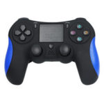 New              bluetooth Wireless Gamepad with Light Strip for iOS Game Controller for Playstation 4 PS4 Game Console