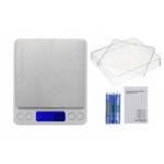 New              Mini Digital LCD Electronic Scale Kitchen Cooking Balance Food Weight Scale