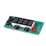 New              YF-10 Ultrasonic Distance Ranging Sensor Module Detective Measurement Digital LED Display Module 3-20V DC
