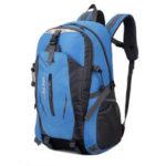New              Nylon Waterproof Climbing Bag Leisure Travel Backpack Shoulder Bag Rucksack