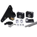 New              Dual Z-axis Upgrade Kit for Creality 3D Ender Version Use with Single Stepper Motor Dual Z Tension Pulley Set