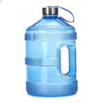 New              3.7L Water Bottle Outdoor Fitness Cycling Fishing Hunting Plastic Cup Bucket