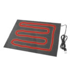 New              24x30cm 5V USB Multifunction Electric Vest Heater Cloth Jacket Thermal Warm Heating Pads