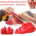 New              Cervical Spine Acupressure Massage Pad