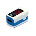 New              Small Portable Fingertip Oximeter Finger Pulse Oximetry Monitor Heart Rate Meter
