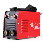 New              ZX7-400 220V 400A Mini Electric Welding Machine Portable Digital Display MMA ARC DC Inverter Weld Equipment