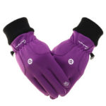 New              Outdoor Gloves Winter Warm Touch Screen Windproof Riding Skiing Sports Men Women