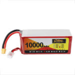New              ZOP Power 14.8V 10000mAh 65C 4S Lipo Battery XT60 Plug for RC FPV Racing Drone