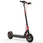 New              Aerlang H6 500W 48V 17.5A Folding Electric Scooter 10inch 40km/h Top Speed 50-60km Mileage Range Max. Load 120kg Two Wheels Electric Scooter