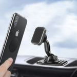 New              Bakeey Strong Magnetic Dashboard Car Phone Holder Car Mount 360º Rotation for 4.0-7.0 Inch Smart Phone for iPhone 11 Pro Max for Samsung Xiaomi Redmi Note 8