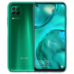 New              HUAWEI Nova 6 SE CN Version 6.4 inch 48MP Quad Rear Camera 8GB 128GB 4200mAh 40W Fast Charge Kirin 810 Octa Core 4G Smartphone