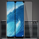 New              BAKEEY Anti-Explosion Full Cover Full Gule Tempered Glass Screen Protector for Huawei Honor 8X Max