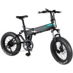 New              [EU Direct] FIIDO M1 12.5Ah 36V 250W 20 Inches Folding Moped Bicycle 24km/h Top Speed 80KM Mileage Range Electric Bike