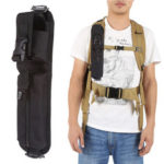 New              Nylon Tactical Backpack Shoulder Strap Bag Crossbody Pouch Accessory