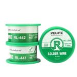 New              RL-440 Active Medium Temperature Active Solder Tin Wire Maintenance and Welding of Rosin Core Welding Tin Wire