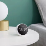 New              ZMI Xiaoai 2400mAh bluethooth 5.0 Voice Control Digital Stereo Music Surround With Mic Portable Indoor Alarm Clock Speaker From Xiaomi System For Smart Home