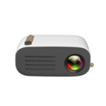 New              YG200 Black Portable Mini 1080P HD Video Projector LED Home Theater Cinema USB HDMI