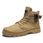 New              Canvas Anti-collision Non-slip Casual Outdoor Ankle Boots
