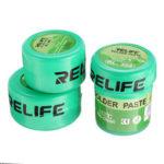 New              RELIFE High Quality Solder Paste Flux No-clean Soldering Paste RL-400 401 402  Solder Tin Sn63/Pb67 20-38um Soldering Iron