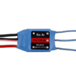 New              RW.RC 15A Brushless ESC 5V2A BEC 2S 3S for RC Models Fixed Wing Airplane Drone