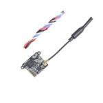 New              FE200T 5.8G 40CH 5V 25/100/200MW Switchable Long-range FPV Transmitter VTX Support OSD Configuring for RC Drone