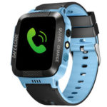 New              Kids Smart Watch Anti-lost GPS Fitness Anti-lost Tracker Locator SOS Call Camera For IOS Android APP