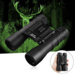 New              22X32 HD Military Army Binoculars Portable Low-light Night Vision Folding Hunting Camping Telescope
