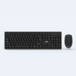 New              AOC KM210 Wireless Keyboard & Mouse Set 104 keys Waterproof Keyboard 2.4 GHz USB Receiver Mouse for Computer PC