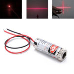 New              5mW 650nm Focusable Red Dot/Cross/Line Laser Diode Module