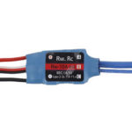 New              RW.RC 10A Brushless ESC 5V1A BEC 2S 3S for RC Models Fixed Wing Airplane Drone