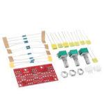 New              HIFI Amplifier Passive Tone Board Bass Treble Volume Control Preamp Board DIY Kit