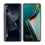 New              Elephone U3H Global Version 6.53 inch FHD+ Punch Hole Full Screen NFC 48MP+5MP+24MP Cameras Android 9.0 3500mAh 8GB RAM 256GB ROM Helio P70 Octa Core 4G Smartphone