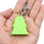 New              Bakeey Wireless bluetooth 4.0 Smart Tracker Anti-lost Alarm Tracker Key Finder Mini Multifunctional Child Bag Pet Wallet Finder GPS Locator Anti Lost Alarm Shutter Release button controller
