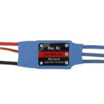 New              RW.RC 80A Brushless ESC 5V5A BEC 2S-6S for RC Models Fixed Wing Airplane Drone