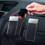 New              Baseus Portable Car Interior Seat Armrests Box Pad Covers Multifunctional Storage Bag For Universal Car iPhone 11 Pro MAX Xiaomi 9 Oneplus 7 Pocophone F1 Note10 5G+