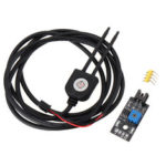 New              3pcs Soil Moisture Detection Module Water Detect Corrosion Resistance Probe Sensor DC3.3V-12V