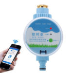 New              Smart Remote Garden Water Timer Intelligent Watering Device Electronic Irrigation Timer Wifi Controller Sprinkler