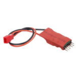 New              HG HM-DZ067 Regulated Power Supply UBEC for P602 1/12 RC Car Model Spare Parts