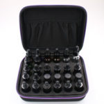 New              30/70 Bottles 15ml Essential Oil Carrying Storage Case Travel Portable Bag Box