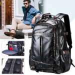 New              Men Women Waterproof Backpack Laptop School Shoulder Bag Travel Handbag Rucksack