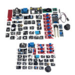 New              45 IN 1/37 IN 1 Sensor Module Starter Kits Set For Arduino Raspberry Pi Education Bag Package