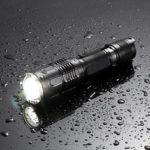 New              JETBEAM M2S WP-RX 480Lumens 1800m Tactical Switch White Laser Flashlight