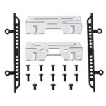 New              Orlandoo Hunter MX0032-B Upgraded Side Pedal Plates Kit for OH32A03 1/32 RC Car Parts
