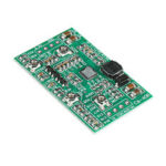 New              CA-408 Boost Board Module LCD TCON Board VGL VGH VCOM AVDD 4 Channel Adjustable Step Up Module
