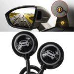 New              Universal BSM Blind Spot Monitoring System Ultrasonic Car Sensor Radar Detection