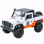 New              MN D90 1/12 2.4G 4WD RC Car Crawler Truck RTR Vehicle Models