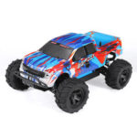 New              C601 1/16 2.4G 4WD High Speed 60km/h Independent Suspension RC Car Vehicle Models