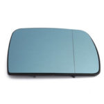 New              Right Side Car Door Wing Heated Mirror Glass Blue Tinted for BMW X5 E53 1999-2006