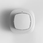 New              Bakeey YG-07A Wolf-Guard 433MHZ Wireless Smoke Detector Sensor Fire Alarm For Home Security System Alarm